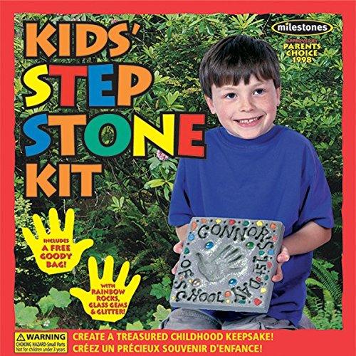 Mosaic Stepping Stone (Step Stone Kit)