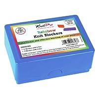 KnitPro Rainbow Knit Blocker, PK20, sortiert