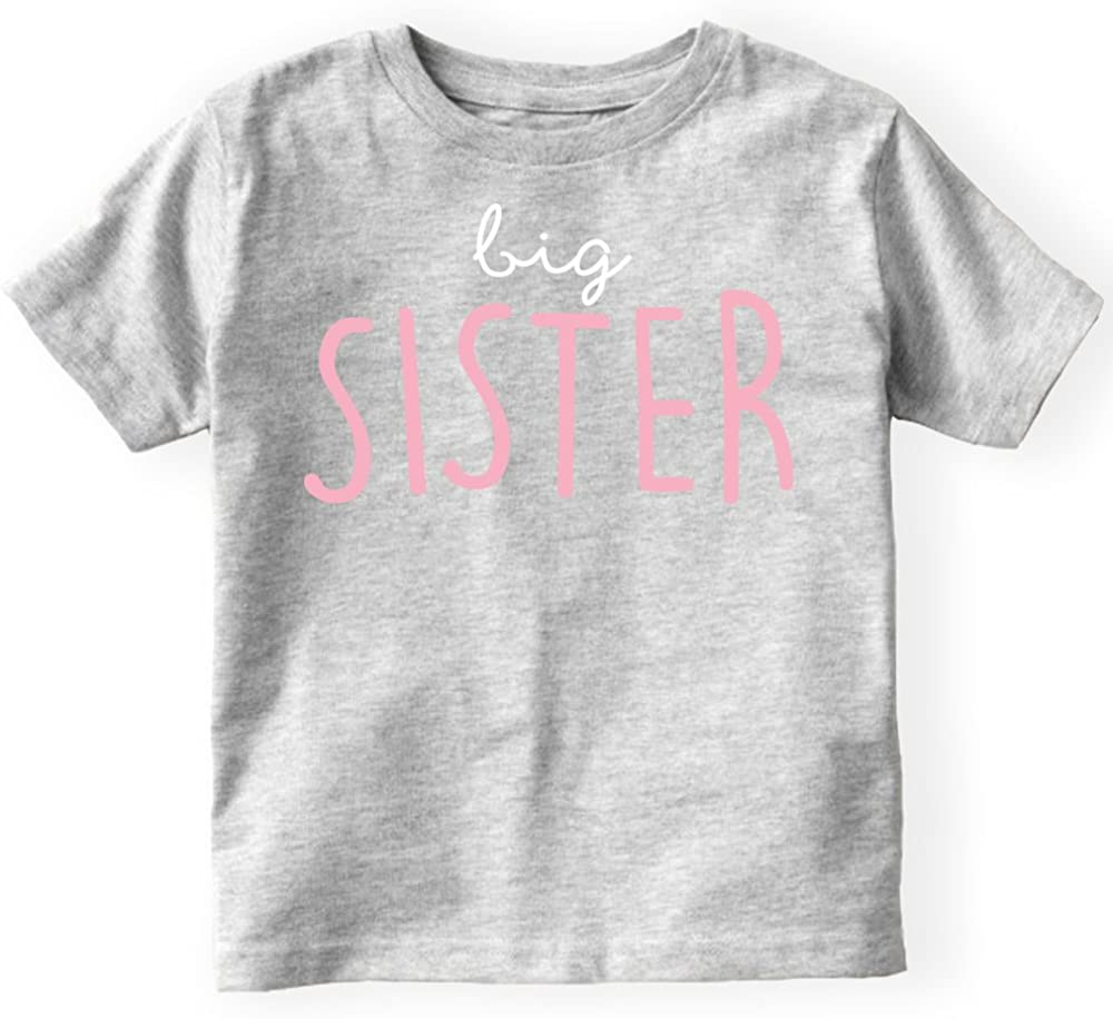 POM Clothing Big Sister Please Leave The Required Sizes and Colours in The Message Section Little Brother Matching Sibling Set