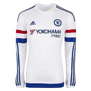 adidas Chelsea Football Club 15 - 16 lejos # 10 Eden Hazard ...