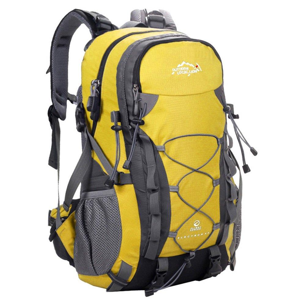 memorizzare HE-bag Zaino da escursione da viaggio per per per esterni Zaino per scuola Borsa da arrampicata per uomini donne (colore   2)  presa di fabbrica