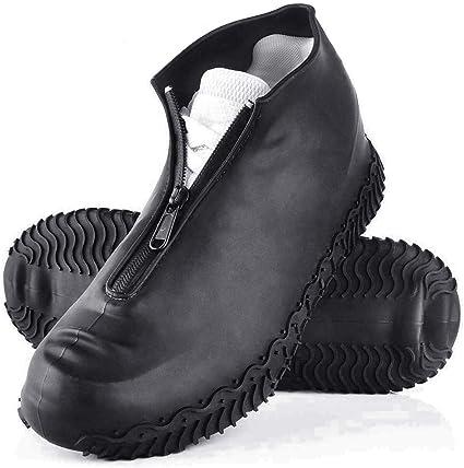 Waterproof Shoe Covers, Reusable