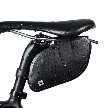 WYYZSS Bolsa de sillín de Asiento de Bicicleta,Bolsas de ...