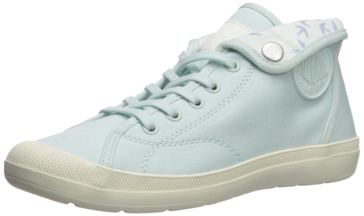 Palladium Women's Adventure CVS Sneaker B074B9K6RQ 10 M US|Green
