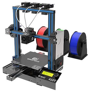 GIANTARM - Impresora 3D Geeetech A10T con impresión de 3 Colores ...