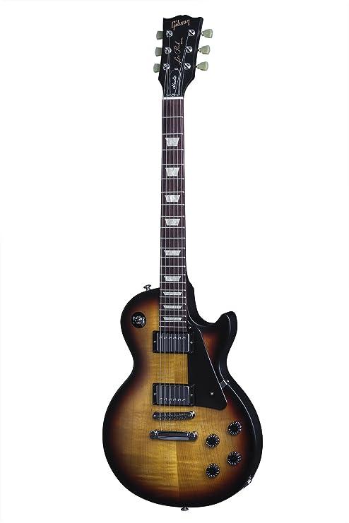 Gibson Les Paul Studio Faded 2016 T - Guitarra eléctrica, color satin fireburst