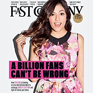 Audible Fast Company, September 2014 Periodical