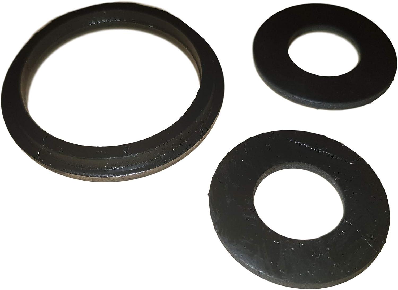 Vis /à anneau 12 x 90-300 mm avec filetage en bois pour ancrage des odeurs Fabriqu/é en Allemagne