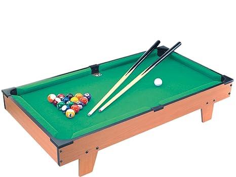 Teorema 61996 - Biliardo da Tavolo Completo: Amazon.it: Giochi e ...
