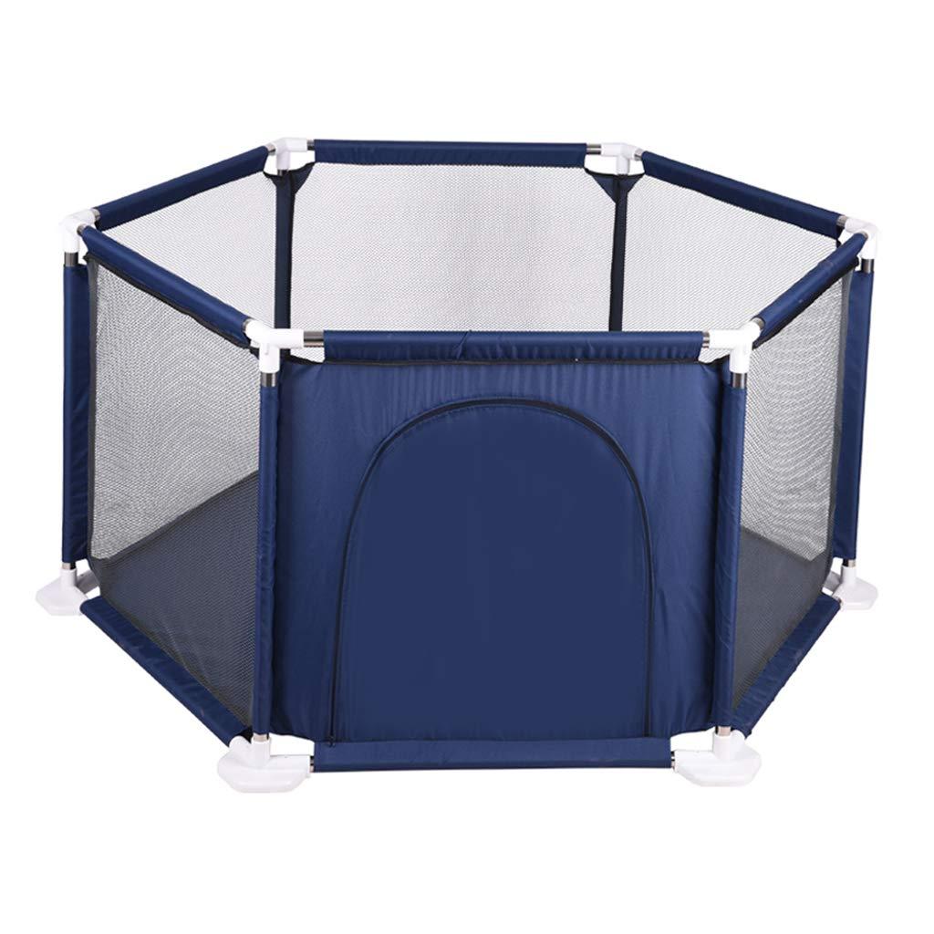 nuevo estilo Parque de Seguridad Seguridad Seguridad para bebés   Centro de Actividades para niños Juega Yard   Casa Interior al Aire Libre Nueva Pluma   Zona de Juegos para niños pequeños Sala de Juegos (Azul)  últimos estilos