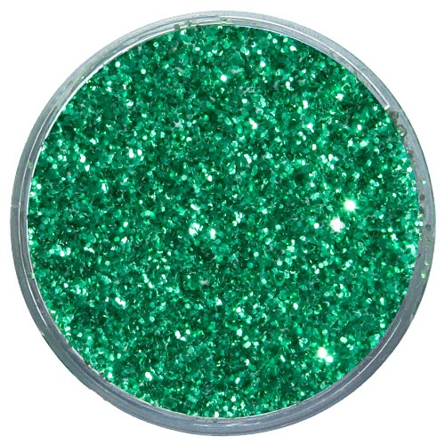 Snazaroo Face Paints : Individual Glitter Dust 12ml Bright Green ToyCentre 1113444