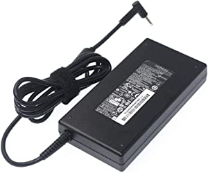150W 7.7A AC Adapter Charger Compatible for HP ZBook 15 G3, G4 HP ZBook Studio G3, G4 OMEN by HP Laptop 15 17 (Supply Connector 4.5mm x 3.0mm) by VEONES