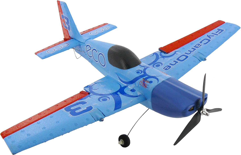 AirAce Professional AA4002 Importado de Alemania Edge 540 Equipo FlyCamOne