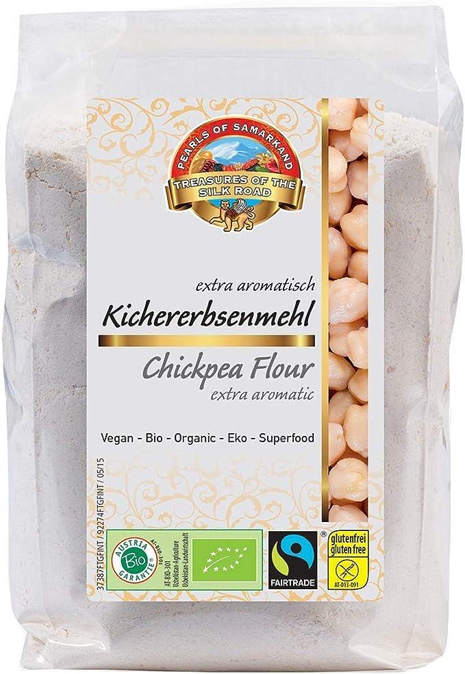 Harina de Garbanzos orgánica 1,8kg ecológica, de comercio ...