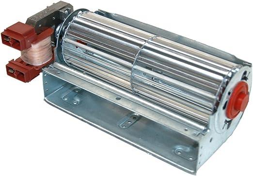 Motor de ventilador tangencial para cocina Smeg equivalente al ...