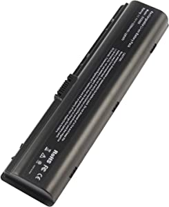 AC Doctor INC 5200mAh Laptop Battery for HP Pavilion DV6500 DV6700 DV6700z dv6800 dv6900 10.8V New 6 Cell