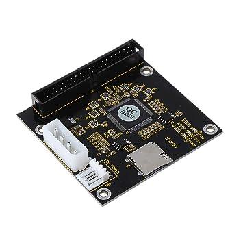 Anble Tarjeta de Memoria SD SDHC TF IDE 3.5 Convertidor de ...
