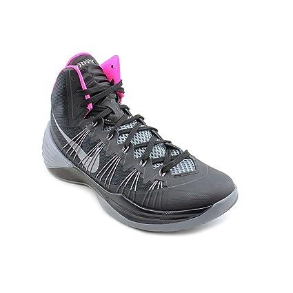 Nike Hyperdunk 2013 Mens Basketball Shoes (13, Miami Nights-BLACK/METALLIC  SILVER