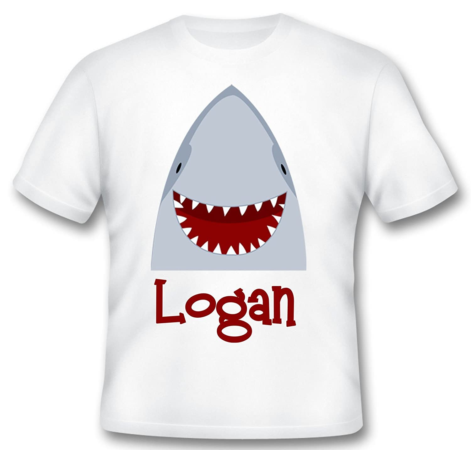 Whale Happy Birthday Custom Birthday T-Shirt Customized with any name and age