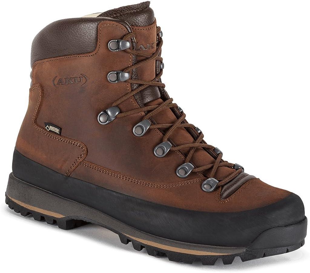 AKU Conero NBK GTX, Leather Hiking Boot Brown