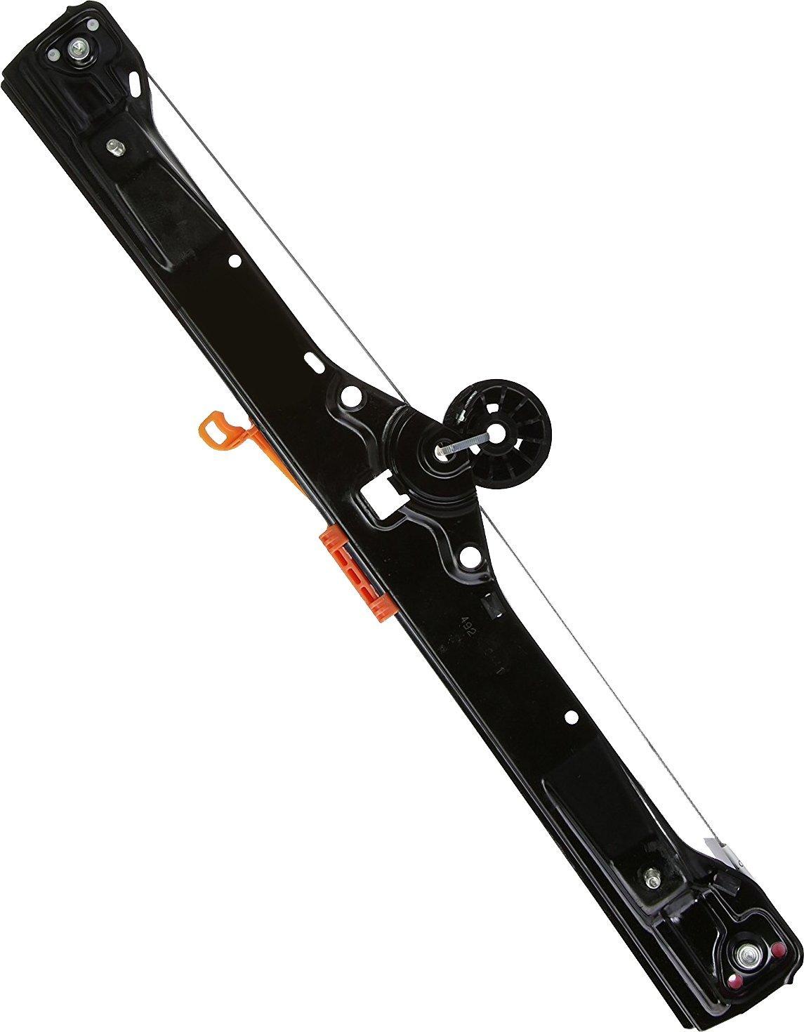 Miraglio 30/1225 - Meccanismo alzavetro elettrico anteriore sinistro Miraglio S.p.A.