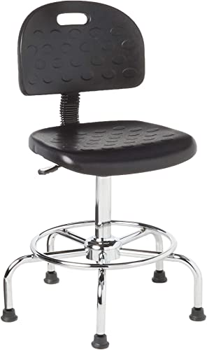 Safco Products WorkFit Economy Industrial Chair Additional options sold separately