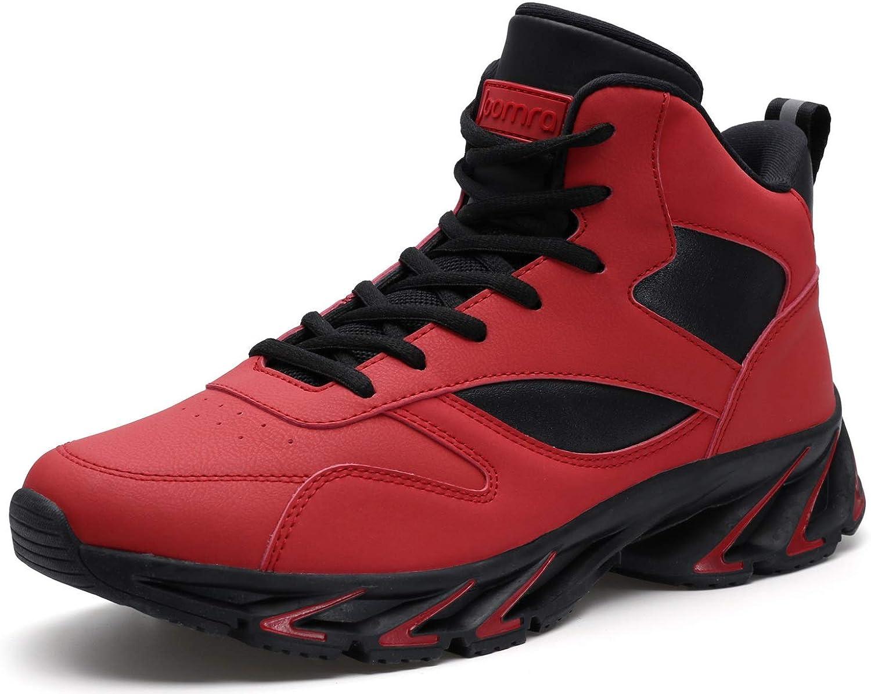 JOOMRA Men's Stylish Sneakers High Top