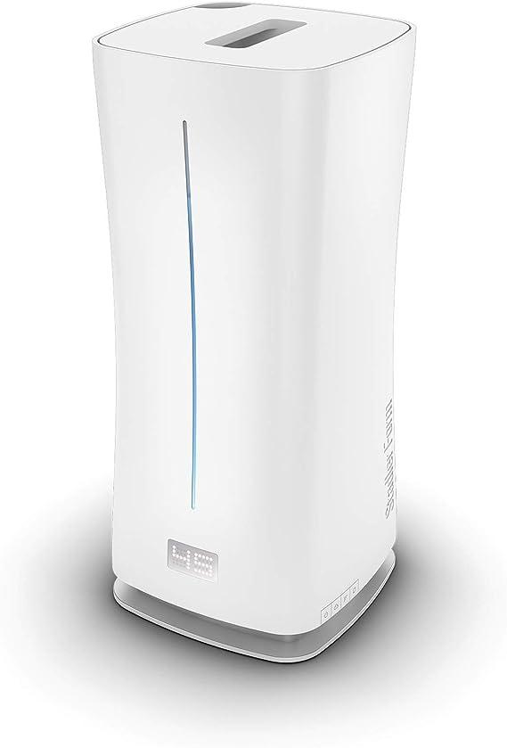 Little White EVA Humidifier up to 50 m² Capacity, White