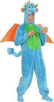 WIDMANN - Disfraz de dragón para adultos: Amazon.es: Juguetes y ...