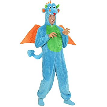 WIDMANN - Disfraz de dragón para adultos: Amazon.es: Juguetes y juegos
