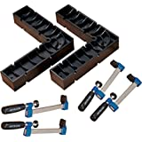 Clamp-It Assembly Square 6-Pc. Kit