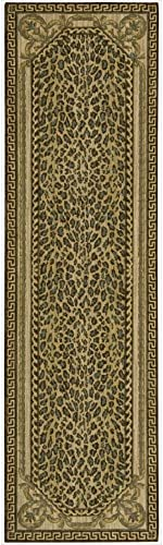 Nourison Grand Parterre Parth Va03 Beige Rectangle Area Rug, 3 6 X 5 6
