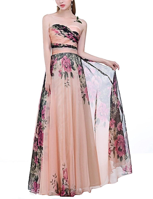 Great Bright Women's Bubble Hem Sleeveless Dress multi-coloured multicoloured 10