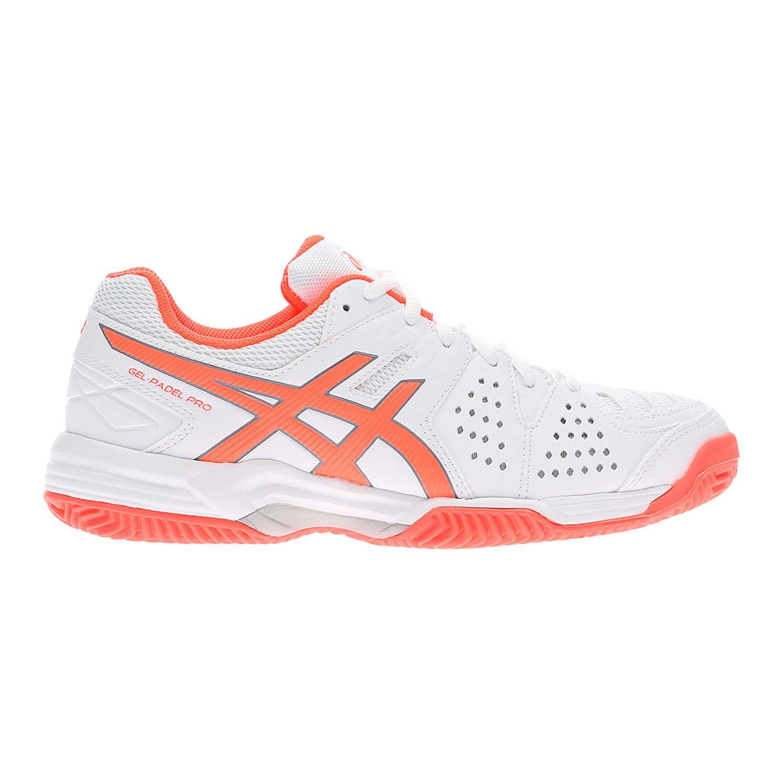 ASICS Chaussures Femme Gel-Padel Pro 3 SG: Amazon.es: Deportes y ...