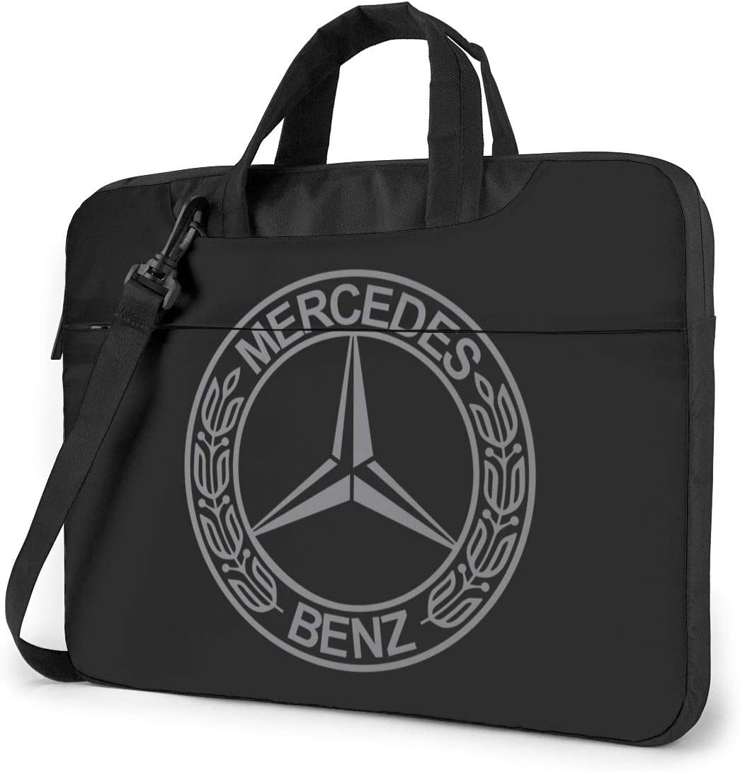 Merce-Des Be-Nz Shoulder Shockproof Laptop Bag Laptop Sleeve Case Ultra-Slim Laptop Computer Pouch Bag 13/14/15.6 Inch