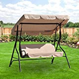 Garden Winds OPEN BOX Virginia Swing Replacement Canopy – Riplock