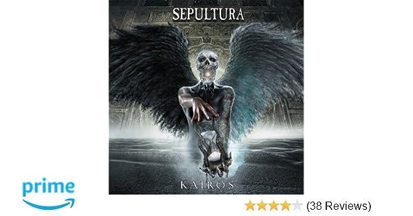Sepultura kairos cddvd digipak amazon music thecheapjerseys Choice Image