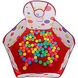Heroneo 100 palline colorate in morbida plastica per - Amazon piscina bambini ...