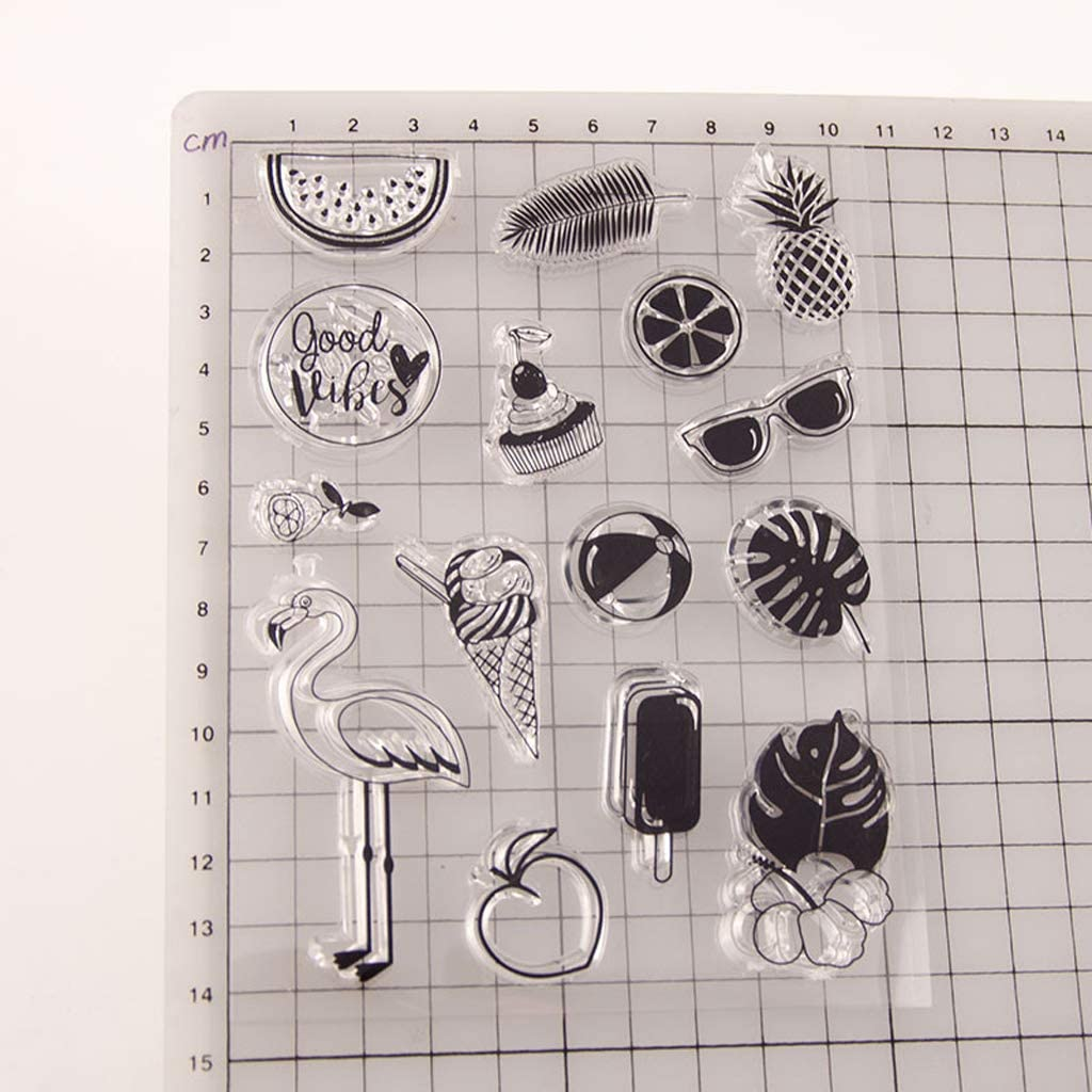 Ice Cream Cutting Dies Stencil For Scrapbook Paper Card Craft Embossing DIY