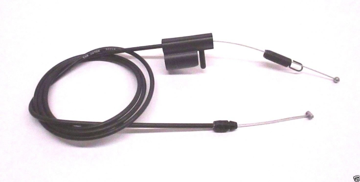 Mtd 946-04728 Lawn Mower Drive Control Cable Genuine Original Equipment Manufacturer (OEM) Part