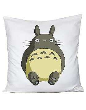fashwork Cojín Totoro Smile- el mi Vecino Totoro - Jappan ...