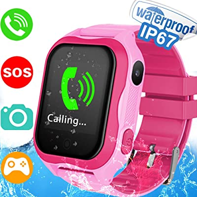 GreaSmart Kids Smartwatch (SIM Card Included)