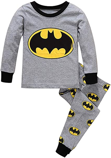 Boys Pajamas 95% Cotton Clothes Sleepwear