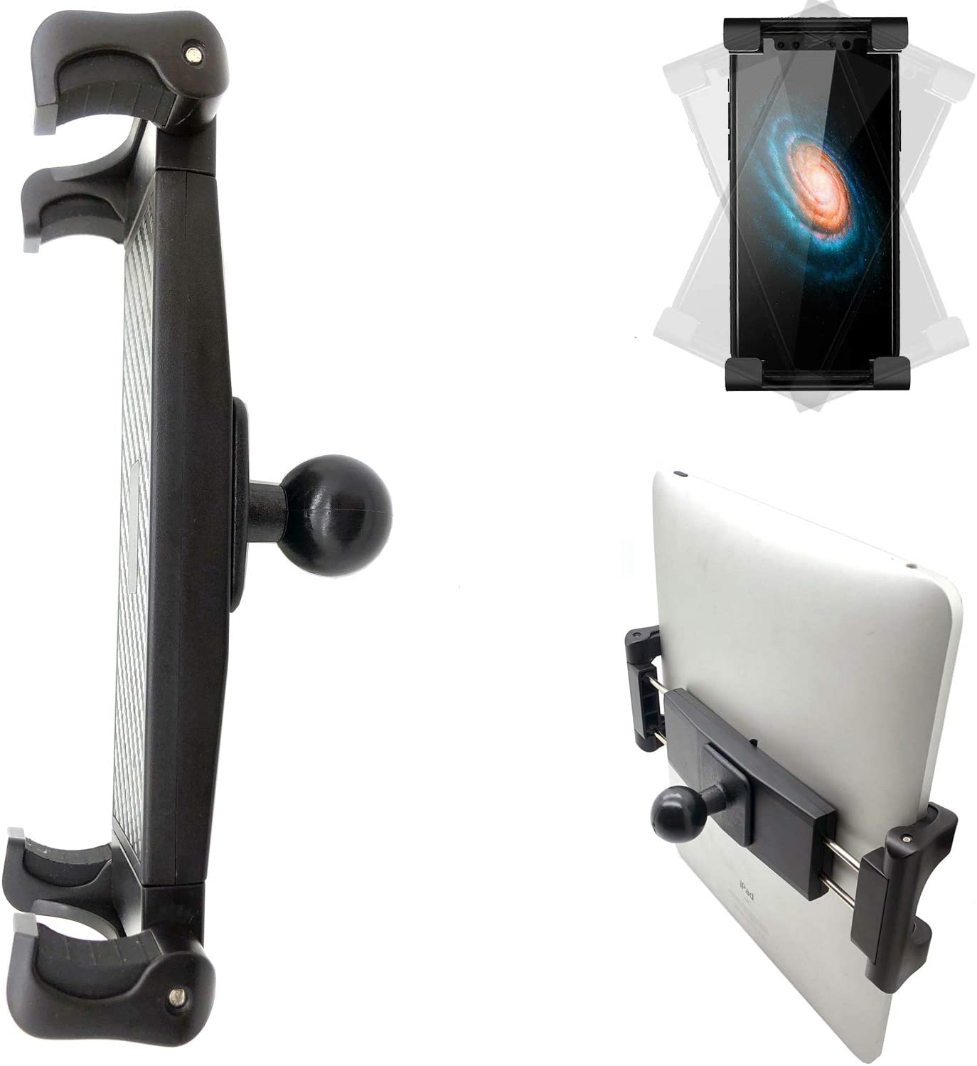 Lycan Series Universal Tablet / Smartphone holder with 1