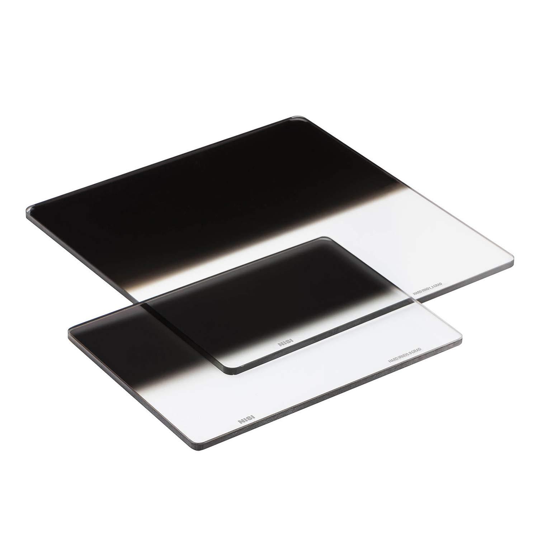 NiSi NIC-4565-HGND0.6 Hard Graduated 4 X 5.65 Glass Filter from Ikan, Black