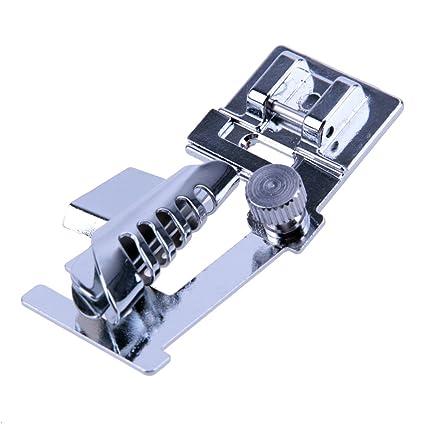 Prensatelas Accesorios para Máquina de coser Matefielduk Máquina de coser del hogar Pie prensatelas accesorios de