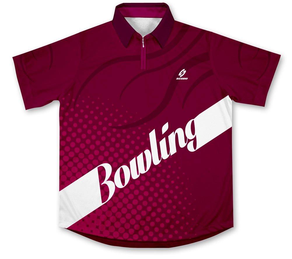 ScudoPro Master Bowling Jersey - Size XS
