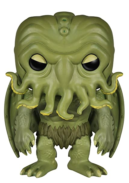 HP Lovecraft Cthulhu Action Figure