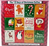 12 Days of Christmas Coffees 12CC