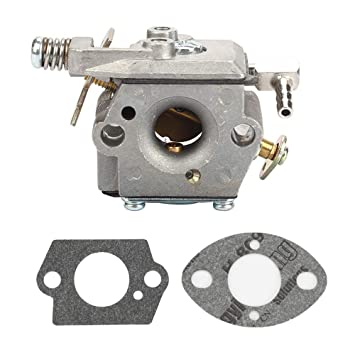 Mannial 640347 640347A Carburetor Carb with Gasket fit Tecumseh TM049XA  TC200 TC300 Ice Auger 2-Cycle Engine Replace Oregon 50-660 MFG #5312 Strike